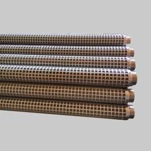 不銹鋼燒結網折疊濾芯